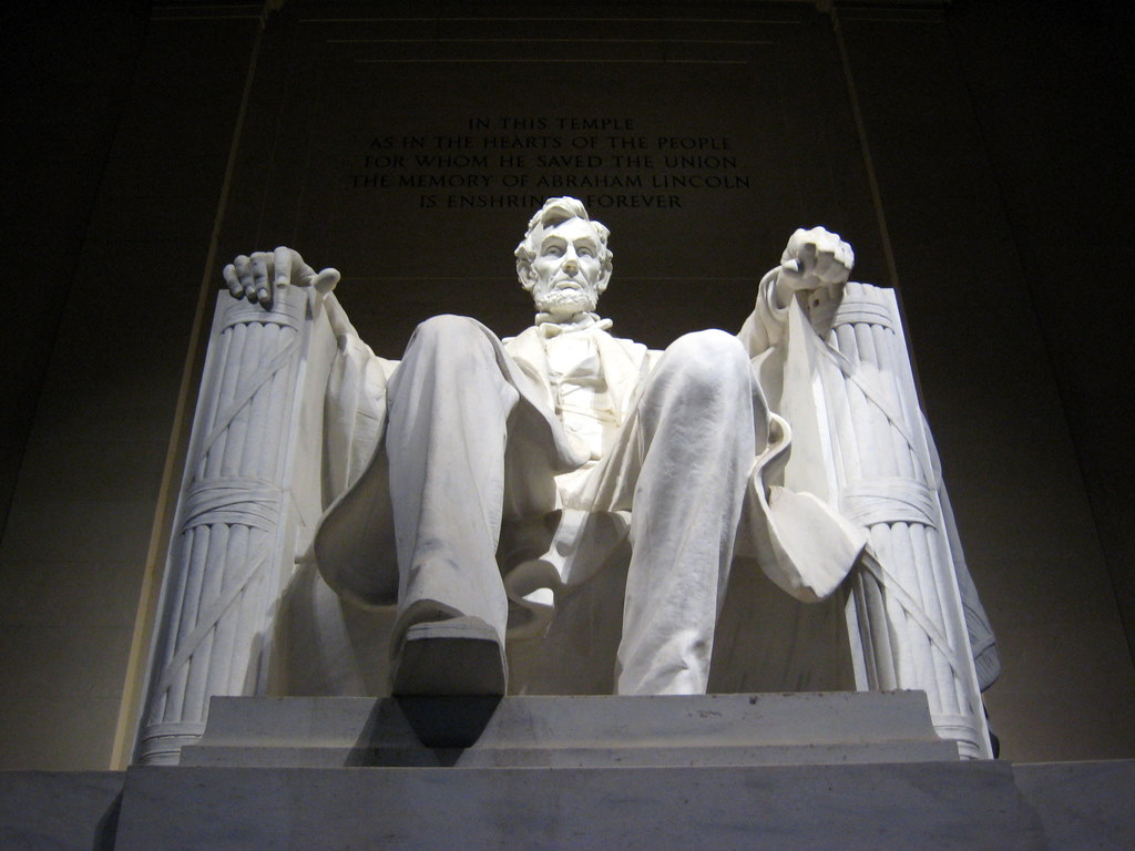 photo gallery - lincoln memorial